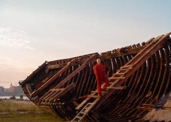 Ophugning af 50 tons båd